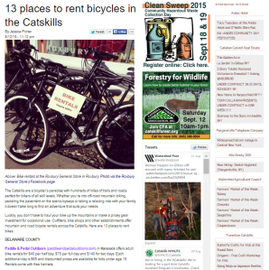 13 Places to Rent Bicycles